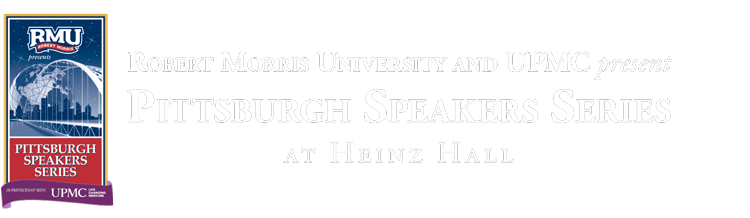 Pittsburgh Speakers Series Logo